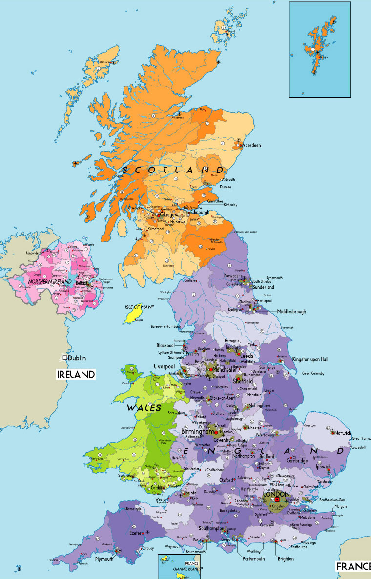 Maps  U2013 English And The World