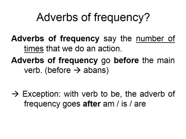 00-Adverbs of frequency