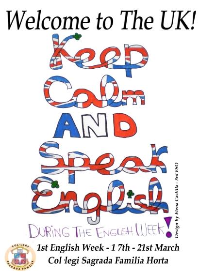 1st English Week