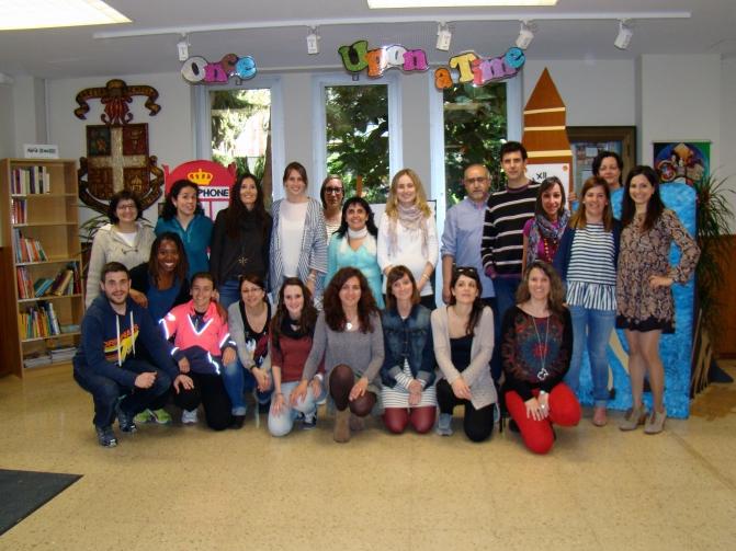 English Week Teachers