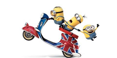 minions moto